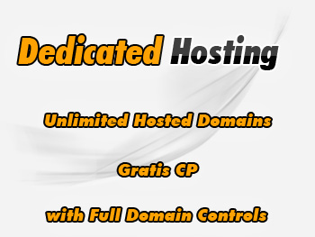 Budget dedicated web hosting services